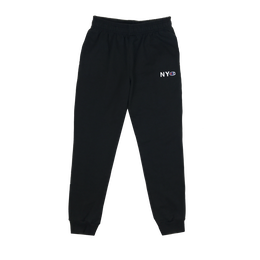 """BELIEF"" NYC CHAMPION™ FLEECE PANTS (BLACK)"