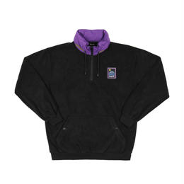 """ONLY NY"" Outdoor Gear Fleece Pullover (Black)"