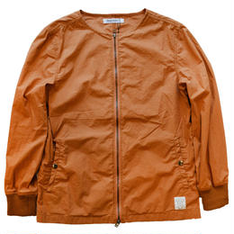 """RANCH STANDARD"" COTTON POPLIN JACKET (BROWN)"