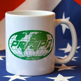 """PROOF"" MUG CUP (INTERNATIONAL)"