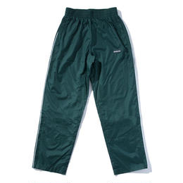 """BROTHERHOOD"" LEISURE TRACK PANTS (DARK GREEN)"