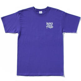"""BROTHERHOOD"" ICONIC STACKED (PURPLE)"