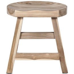 dareels KING STOOL NATURAL