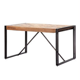 d-Bodhi FERUM INDUSTRIAL DINING TABLE 1300