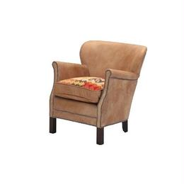 HALO PROFESSOR ARM CHAIR  TINOSSI CAMEL