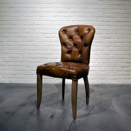 HALO CHESTER CHAIR ANTIQUE WHISKY & WEATHERED OAK