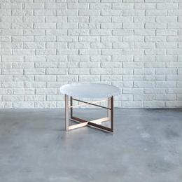 BLEU NATURE STONE TAWA SIDE TABLE