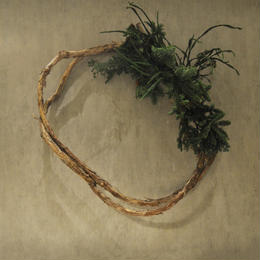 003 Christmas wreath
