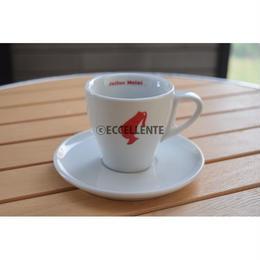 【Julius Meinl】Logo メランジュカップ&ソーサー