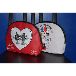 【PRIMARK】【IE / FR / IT / ES / PT / US限定!】PRIMARK x DISNEY LOVE FROM PARISクラッチ