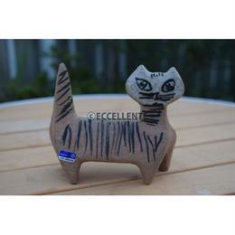 【北欧ヴィンテージ】【GUSTAVSBERG】【LISA LARSSON】【Lilla Zoo】ネコ