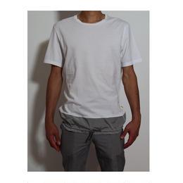 【L(!)W BRAND】異素材ミックスTシャツ
