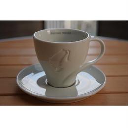 【再入荷予定!】【リクエスト受付中!】【Julius Meinl】Ivory メランジュカップ&ソーサー