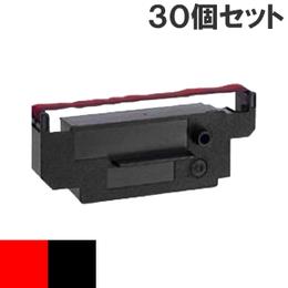 IR-51  ( RB ) レッド&ブラック インクリボン カセット CITIZEN (シチズン) 汎用新品 (30個セットで、1個あたり800円です。)