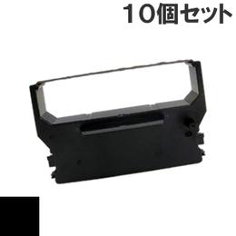 RC300 ( B ) ブラック インクリボン カセット STAR(スター精密) 汎用新品 (10個セットで、1個あたり850円です。)