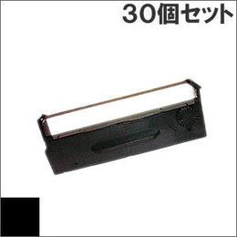 ERC-27 ( B ) ブラック インクリボン カセット EPSON(エプソン) 汎用新品 (30個セットで、1個あたり660円です。)