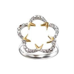 Kikyo Crest ring MIX