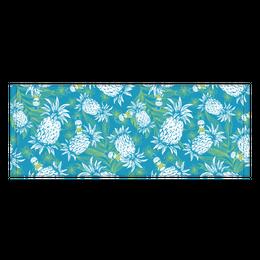 フェイスタオル ブルー / Small Towel Blue