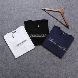 アルマーニ 上質 激安 tシャツ メンズファッション 多色選択 人気 夏物 シャツ