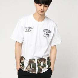 AAPE 新入荷 メンズ愛用 男女兼用 人気 tシャツ 2色 メンズファッション