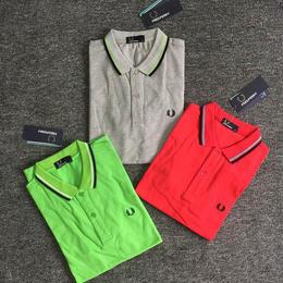 Fred Perry フレッドペリー ポロシャツ 人気新品 3色 激安 上質 運動適用 男女兼用 メンズ愛用