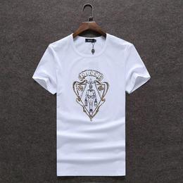人気 ベルサーチ  半袖 3色 tシャツ メンズファッション セレブ感 男女兼用 激安!
