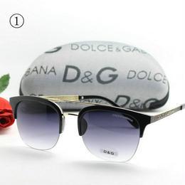 大人気!D&G メガネ 3色 定番タイプ 合わせやすい XHY110