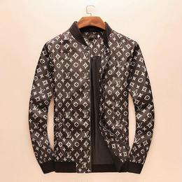 おしゃれ! ルイヴィトン 最新作! 人気新品 ジャケット かっこよく 男女兼用 メンズファッション