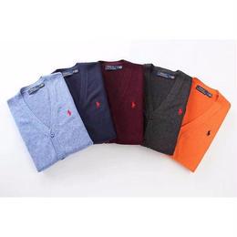 新入荷ポロ ラルフローレン ニット セーター 冬 激安! 上質 5色選択 ウィメンズファッション メンズファッション