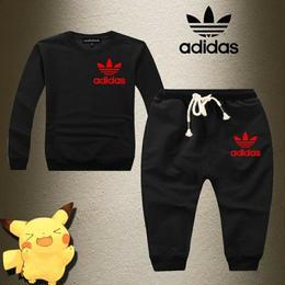 子供用 人気新品 アディダス Adidas 上下セット カジュアル 多色選択