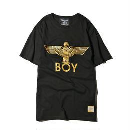 ボーイロンドン 男女兼用 メンズファッション メンズ愛用 Tシャツ 2色 ブラック