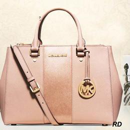 マイケルコース トートバッグ 新入荷 人気 通勤適用 セレブ愛用 激安! 多色選択 ウィメンズファッション ピンク