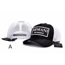 高品質 アルマーニ 帽子 キャップ 多色 メンズファッション 男女兼用 かっこよく 人気 日焼け止め