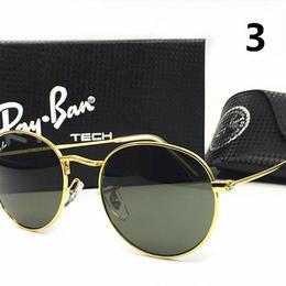 新入荷★レイバン サングラス メガネ 5色 男女兼用 夏 激安 セレブ メンズファッション1049