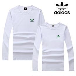 アディダス 人気新品 長袖 tシャツ 男女兼用 秋物 メンズファッション ウィメンズファッション89