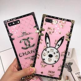 シャネル MCM ルイヴィトン カバー iPhone 携帯カバー モバイルケース 人気 ピンク 可愛い