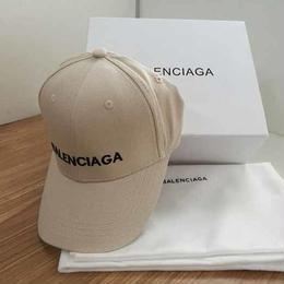超可愛い! 人気 キャップ ベージュ色 BALENCIAGA  バレンシアガ 帽子 箱付き XLM5144