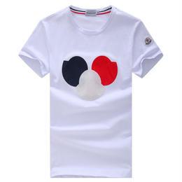 MONCLER/モンクレール tシャツ 4色 新入荷 男女兼用 人気 夏 上質