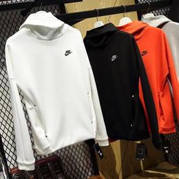 新入荷 Nike ナイキ パーカー タートルネック  男女兼用 4色選択