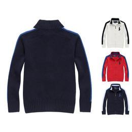 子供用 ポロ ラルフローレン セータージャケット 冬 新品 上質 3色選択