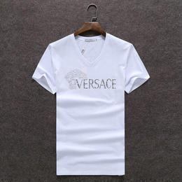 新入荷 人気 ベルサーチ  激安 Tシャツ メンズファッション 3色 メンズ愛用 夏物