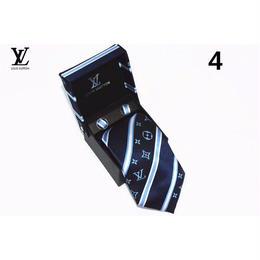 上質 ネクタイ ルイ・ヴィトン4色選択 激安 メンズファッション 人気