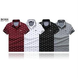 ボス メンズファッション 半袖ポロシャツ 多色 超人気 即購入OK!
