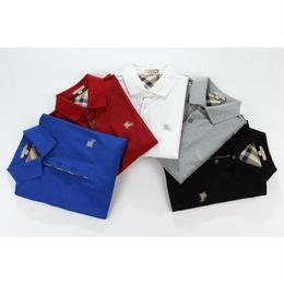 バーバリー Burberry 刺繍 メンズ愛用 上質 男女兼用 ポロシャツ セレブ感 多色 メンズ愛用 長袖 秋物