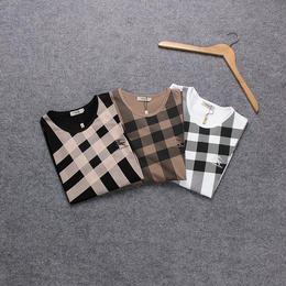 バーバリー Burberry 刺繍 tシャツ 男女兼用 激安 スウェット 上質