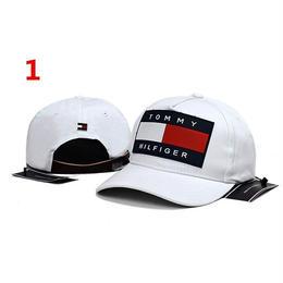 トミーヒルフィガー 帽子 キャップ 5色選択 人気新品 日焼け止め5199
