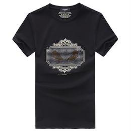 FENDI フェンディ tシャツ 夏物 メンズファッション メンズ愛用 男女兼用 3色 激安
