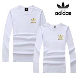 人気 アディダス 新品 tシャツ スウェット 長袖 男女兼用 秋物 メンズファッション ウィメンズファッション62