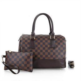 ルイヴィトン 高級感!お買い得 レディース バッグ 2点セット ハンドバッグ 通勤適用 トートバッグ 3色 人気ファッション