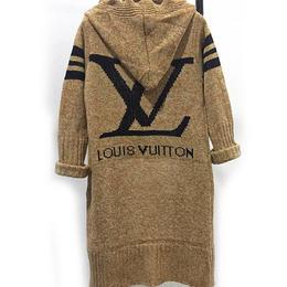 ルイ・ヴィトン 新入荷 LV 3色 ロングコート ニット セーター 男女兼用 人気新品 上質 ウィメンズファッション